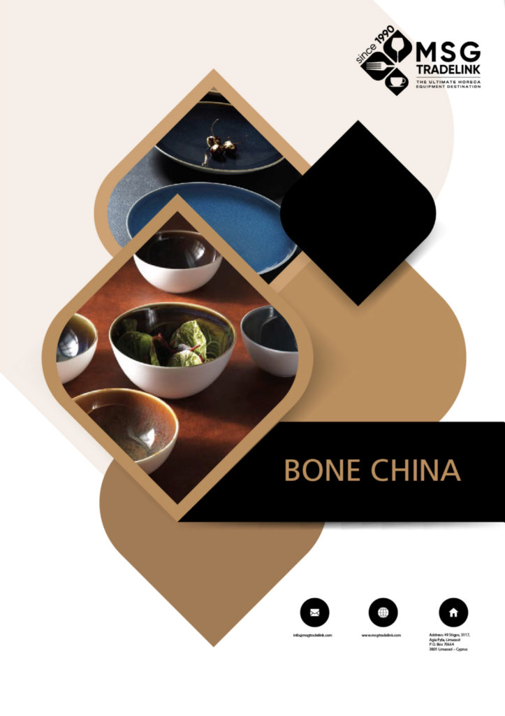 Bone China - Crockery - Cyprus