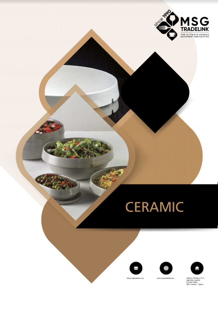 Ceramic - crockery - cyprus