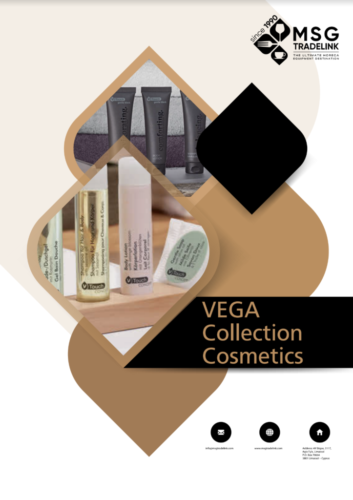 Vega Collection Cosmetic - Cyprus