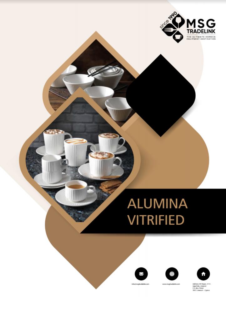 Alumina Vitrified - Crockery - Cyprus