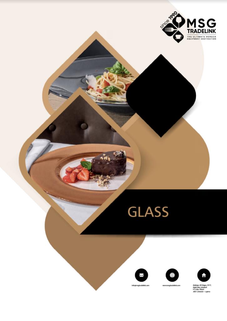 Glass- crockery - Cyprus