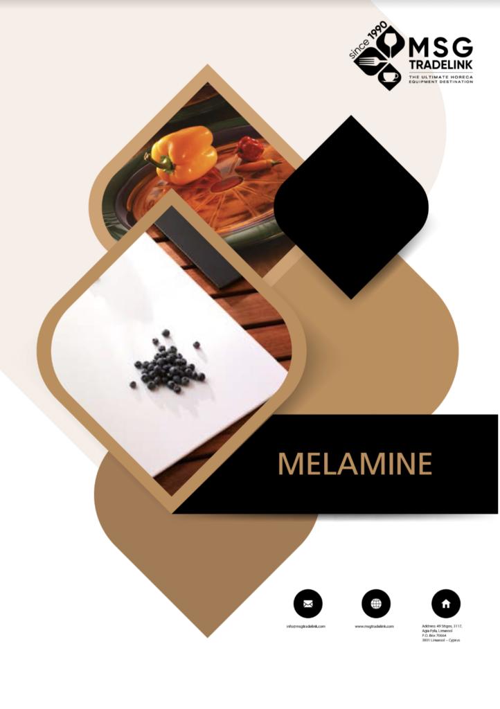Melamine - crockery - Cyprus
