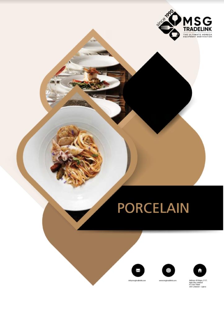 Porcelain- crockery - Cyprus
