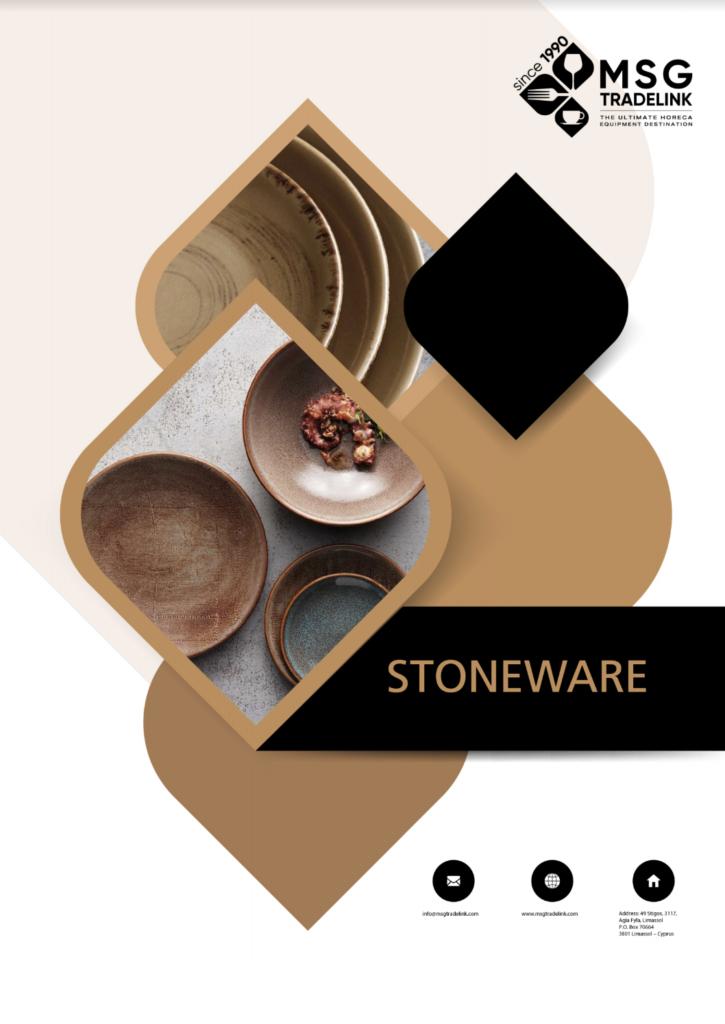 Stoneware- crockery - Cyprus