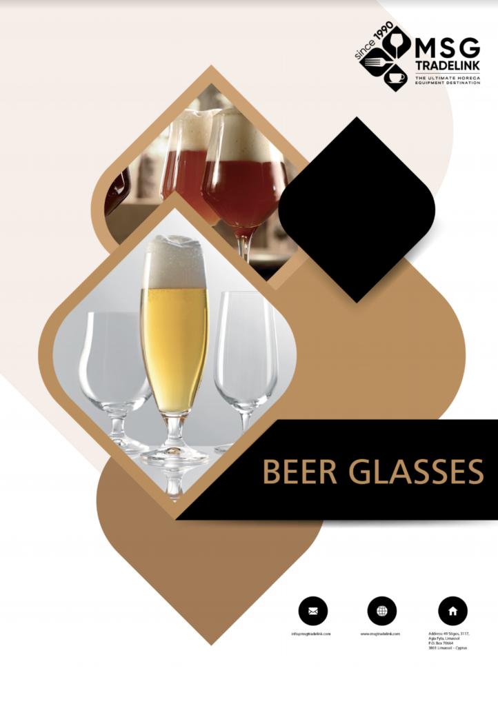 Beer Glasses - Glassware - Cyprus