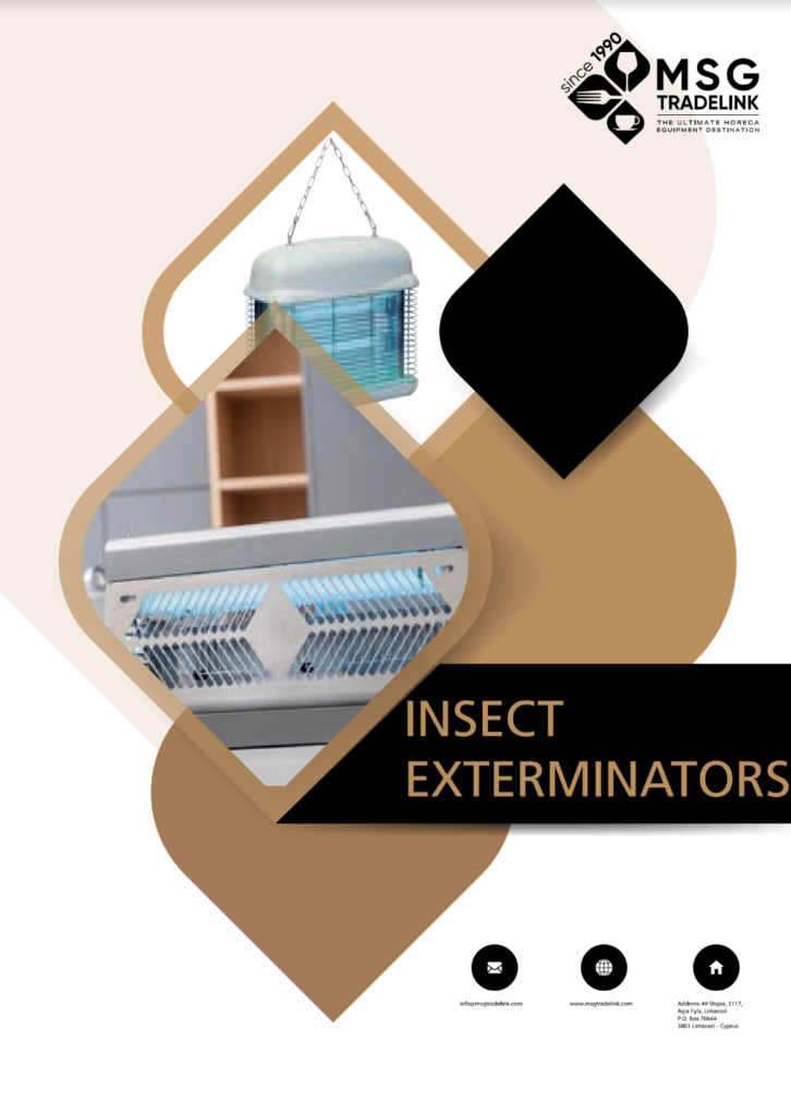 GUESTROOM ACCESSORIES | INSECT EXTERMINATORS | Cyprus