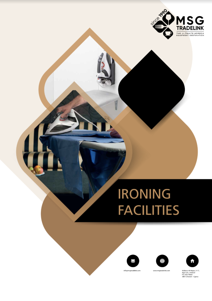 GUESTROOM ACCESSORIES | Ironing facilities | Cyprus