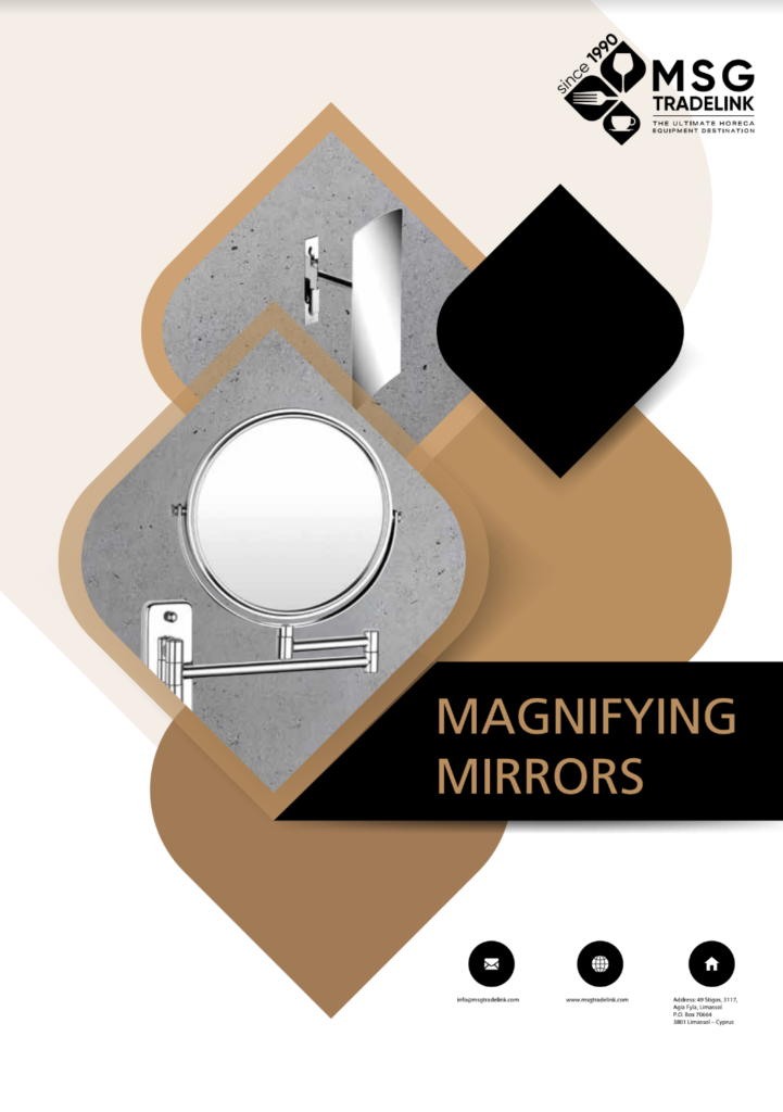Magnifying Mirrors | GUESTROOM ACCESSORIES | Cyprus