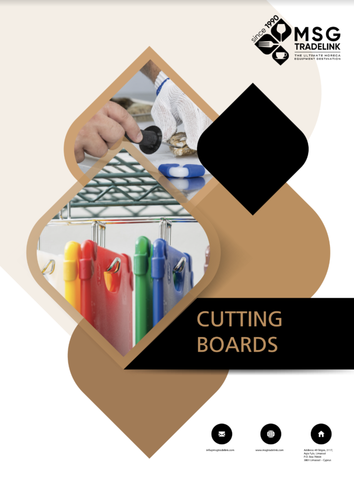 Cutting boards | Kitchen solutions Cyprus