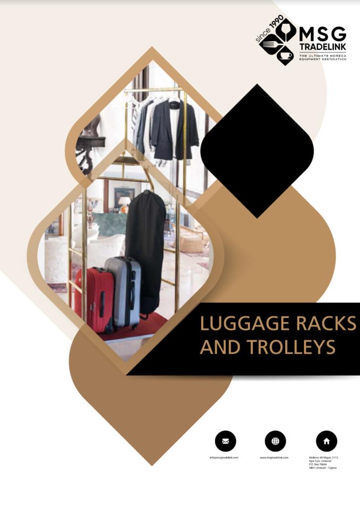 Luggage racks and trolleys | TROLLEYS | Cyprus