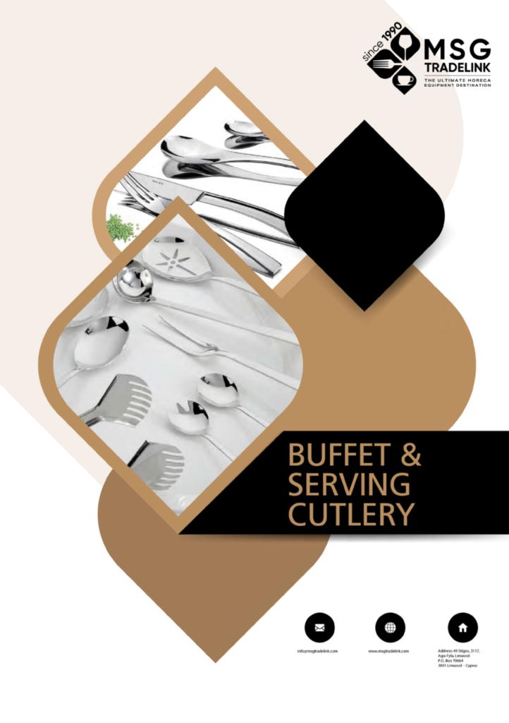Buffet & serving cutlery | Cyprus | Cutlery