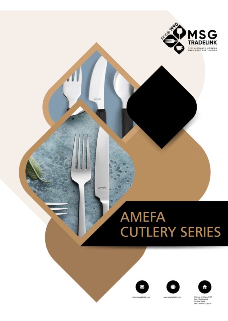 Amefa cutlery | Cyprus | Cutlery