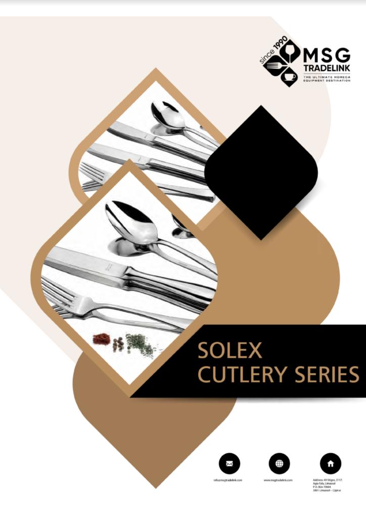 Solex cutlery | Cyprus | Cutlery